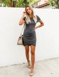PREORDER - Summer Essential Midi Tee Shirt Dress