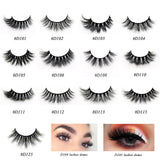 PREORDER - Exclusive Frankie 3D Mink Eye Lashes