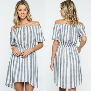 Every Stripe Begins With You Dress