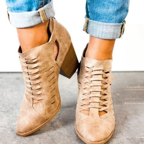 Summer Ankle Booties