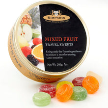 Simpkins Mixed Fruits  travel sweets