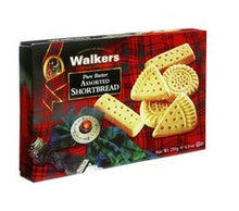 Walkers Shortbread Assorted Selection 8.8oz no.1260