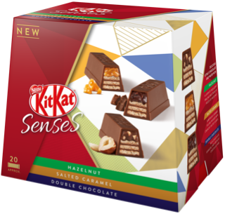 Kit Kat Senses Mix 200g - Christmas