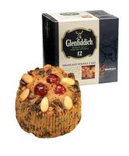 Walkers Glenfiddich Whisky Cake Box 400g WLK393