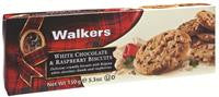 Walkers White Choc/Raspberry Biscuit 5.3oz  no.5071