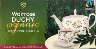 Duchy Organic English Breakfast Blend Teabags 25ct