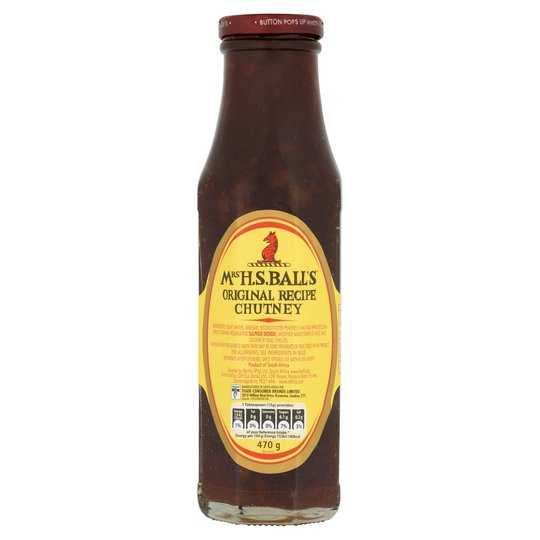 Mrs Ball Original Recipe Chutney 470g