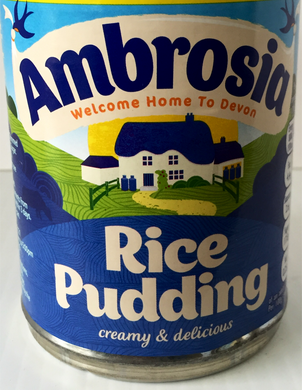Jolly Grub | Ambrosia Rice Pudding 400g