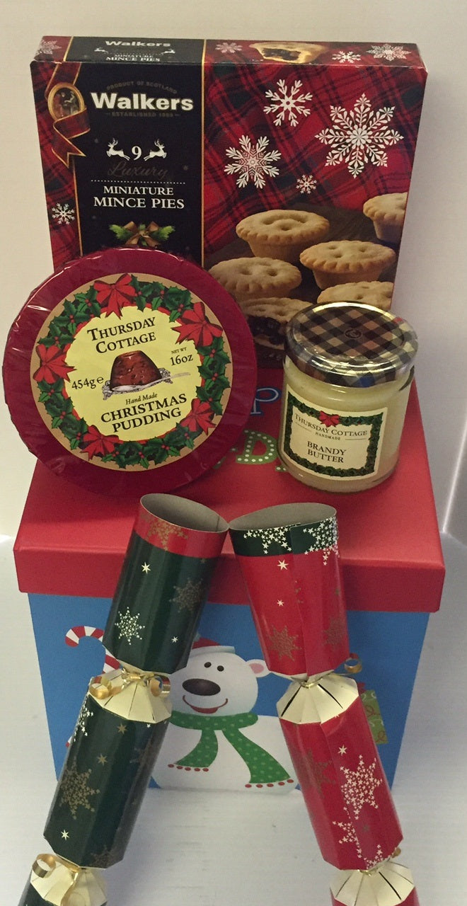 Christmas Hamper #1 -CHRISTMAS