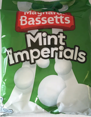 Jolly Grub | Bassetts Imperial Mints bags 200g