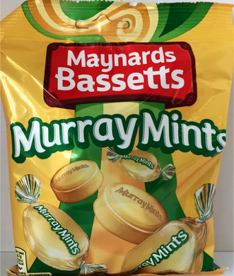 Jolly Grub | Bassetts Murray Mints 193g Bag