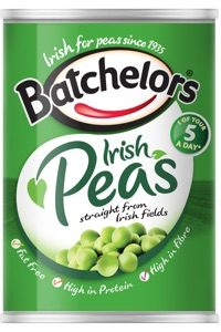 Batchelors Irish Peas Ireland 420g