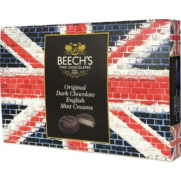 Beech's Dark Chocolate Mint Creams Carton 150g - Christmas