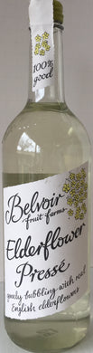 Belvoir Elderflower Sparkling / Presse 75cl