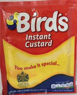 Birds Custard  Instant Whisk & Serve 75g