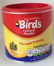 Birds Custard Drum 300g
