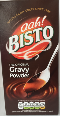 Bisto Gravy Powder 400g Box