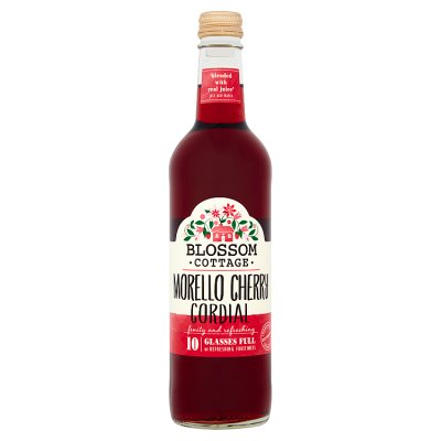Blossom Cottage Morello Cherry Cordial 500ml