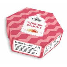 Bonds Turkish Delight Box 215g - Christmas