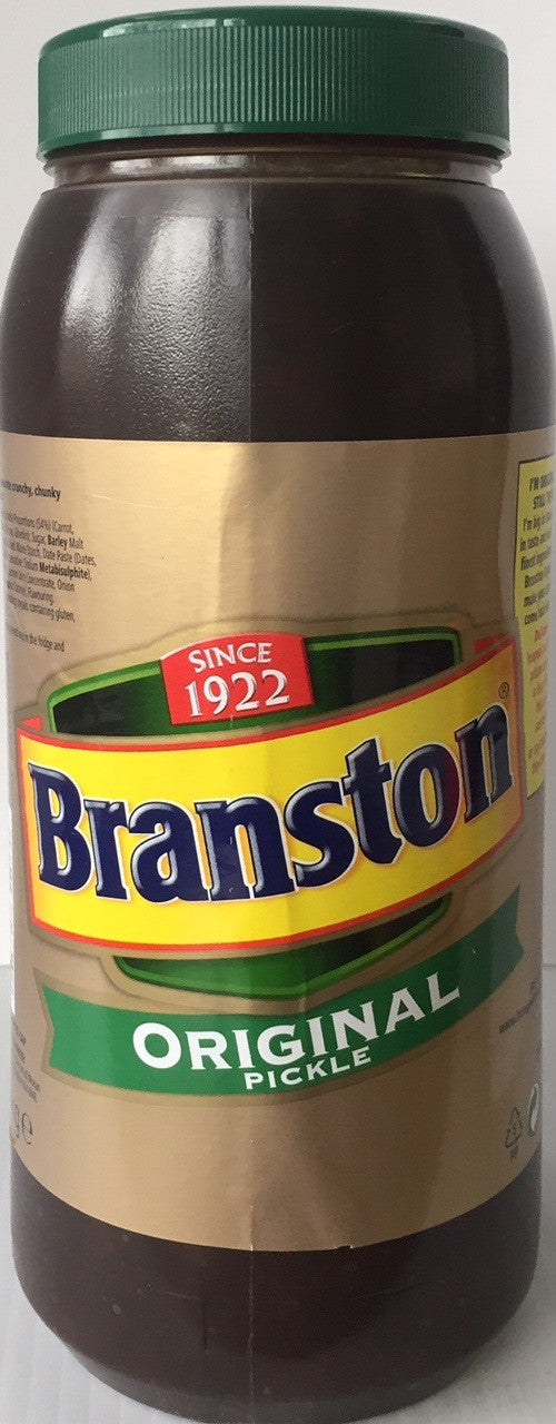 Branston Pickle Catering 2.55kg (5.6 lb) HEAVY