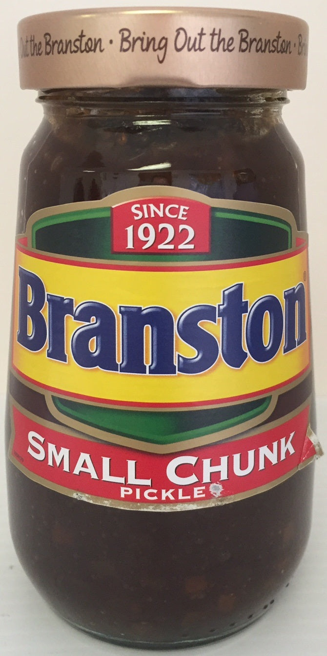 Branston Pickle Small Chunk 520g