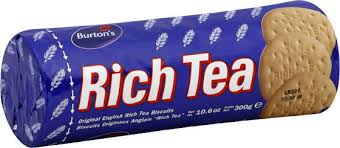Burtons Rich Tea Biscuit 300g