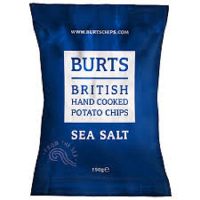 Burts Sea Salt Crisps 150g (5.3 oz)