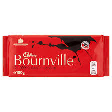 Cadbury Bournville Dark Chocolate 100g