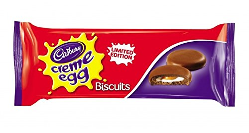 Cadbury Creme Egg Biscuits 4.9oz - Easter