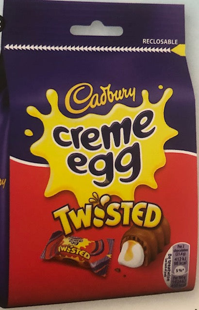 Cadbury Creme Egg Twisted Bag 94g - EASTER