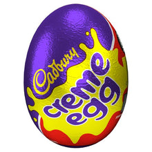 Cadbury Creme Egg 40g Made in UK Easter