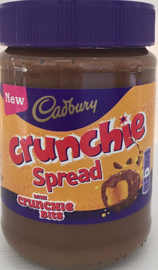 Cadbury Crunchie Chocolate Spread