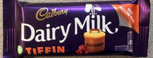 Cadbury Dairy Milk Tiffin Bar Ireland