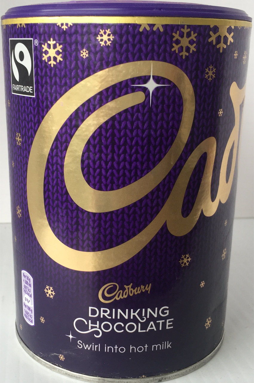 Cadbury Drinking Chocolate large 500g (17.7oz)