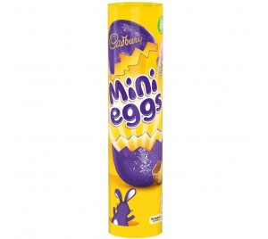 Cadbury Mini Egg Tube 96g Easter FRAGILE