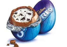Cadbury Oreo Cream Egg UK 31g - EASTER