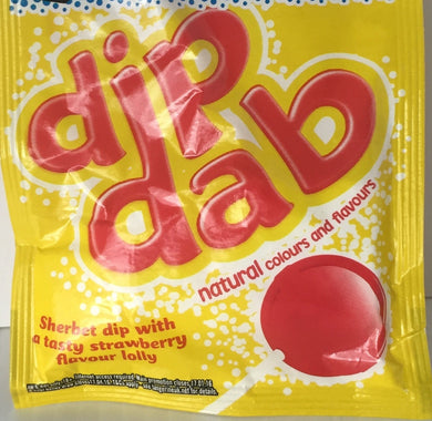 Jolly Grub | Barratts Dip Dab 25g dated 10/16