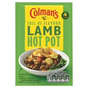 Colmans Lamb Hot Pot Seasoning Mix