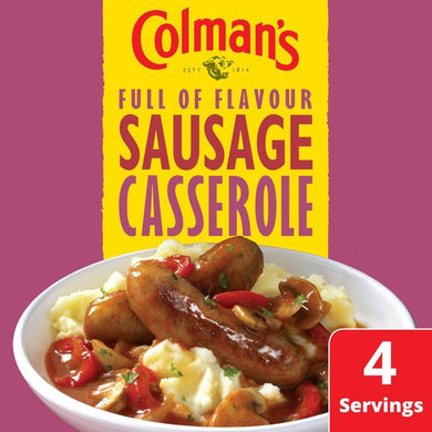 Colmans Sausage Casserole Seasoning Mix