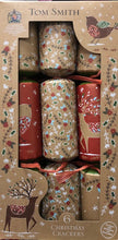 Tom Smith Cristmas Cracker Kraft 6s  #2104