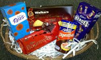 Hamper - Chocolate Lovers Dream - gift basket