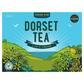 Dorset Tea Sunshine Blend 80 teabags