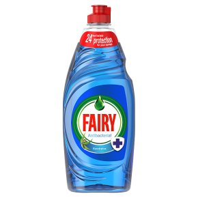 Fairy Antibacterial Eucalyptus Washing Up Liquid 625ml
