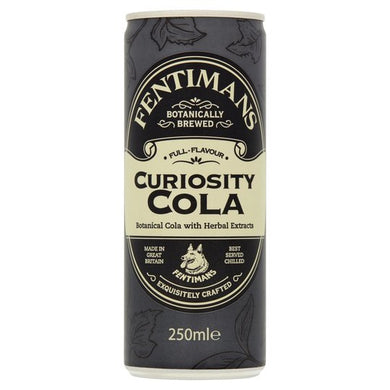 Fentimans Curiosity Cola Can 250ml