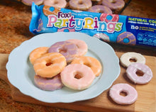 Fox's Party Rings Biscuits 125g