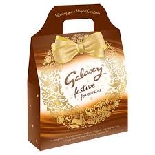 Galaxy Festive Premium Selection Gift Box - Christmas