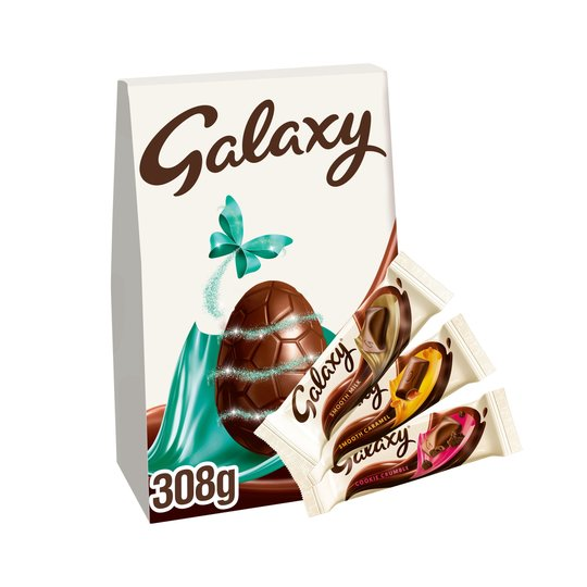 Galaxy Indulgence Luxury Easter Egg - FRAGILE