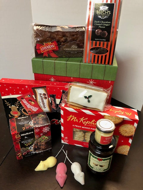 Christmas Hamper # 4 - Christmas