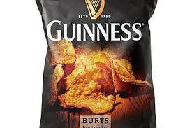 Guinness Potato Chips - Crisps 150g