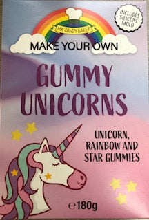 Mr Candy make your own Gummy Unicorns Kit 180g